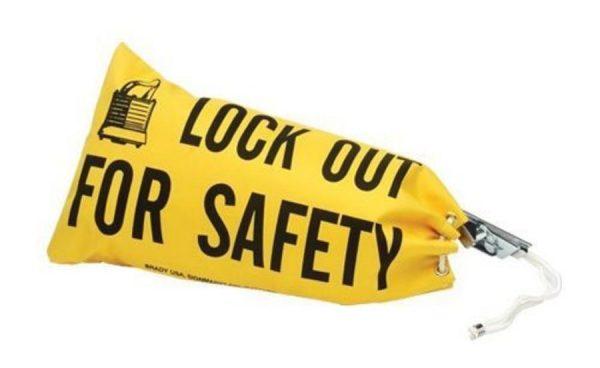 Sistema LOTO de seguridad para empresas