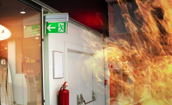 Señalización de seguridad y contra incendios